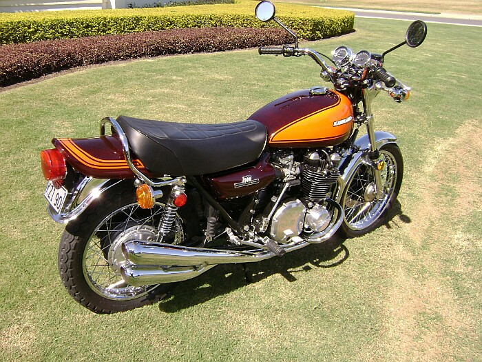 Customer's Z1 Photos - motorcycle's restored using Painted